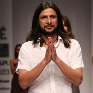 Indian Designer Anuj Sharma