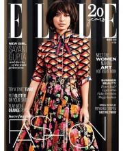 Sayani Gupta Wears Beautiful Gucci on ELLE Cover