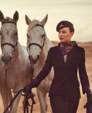 New Etihad Airlines Uniform | Etihad Airways To Fly The Flag For Indian Fashion