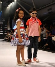 Models at Kids Fashion Week | The Case of Kids' Fashion