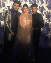 Ajun Kapoor and Jacqueline Fernandez Stun In Malhotra