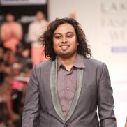 Indian Fashion Designer Abhishek Dutta