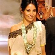 Indian Designer Anamika Khanna