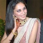 Indian Fashion Designer Amrita Thakur