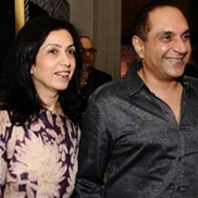 Indian Designers Shobhna and Vijay Arora