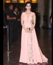 Sophie Choudry in a Stunning Pink Gown