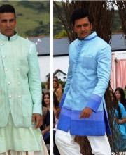 Inspirations and Celebs Wearing from Manish Malhotra